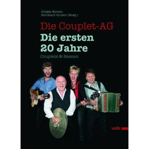 Jürgen Kirner - Die Couplet-AG. Die ersten 20 Jahre: Couplets & Szenen - Preis vom 22.06.2021 04:48:15 h
