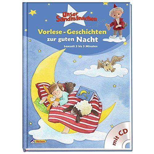 - Unser Sandmannchen: Vorlese-Geschichten zur guten Nacht: Mit Hör-CD (Unser Sandmännchen) - Preis vom 22.07.2021 04:48:11 h