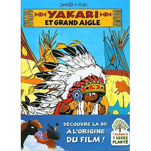- Yakari - Tome 1 - Yakari et Grand Aigle (Film Yakari) - Preis vom 11.06.2021 04:46:58 h