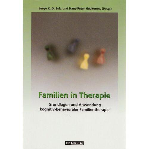 Sulz, Serge K. D. - Familien in Therapie - Preis vom 25.09.2021 04:52:29 h