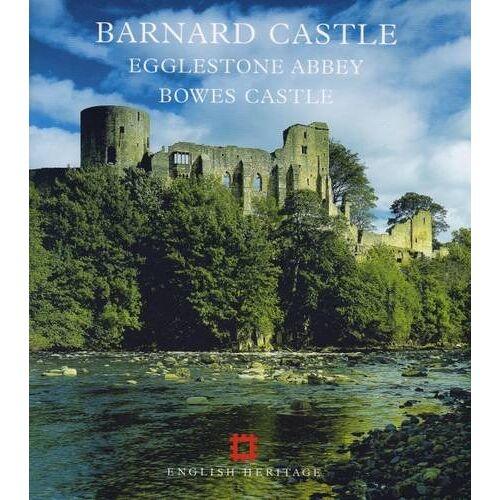 kenyon-katy - Barnard Castle, Egglestone Abbey, Bowes Castle (English Heritage Guidebooks) - Preis vom 09.06.2021 04:47:15 h