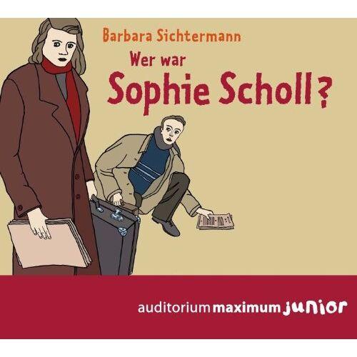 Barbara Sichtermann - Wer war Sophie Scholl? - Preis vom 22.06.2021 04:48:15 h