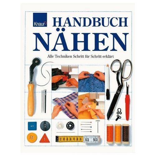 - Handbuch Nähen - Preis vom 02.08.2021 04:48:42 h