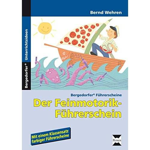 Bernd Wehren - Der Feinmotorik-Führerschein: 1. Klasse - Preis vom 19.06.2021 04:48:54 h