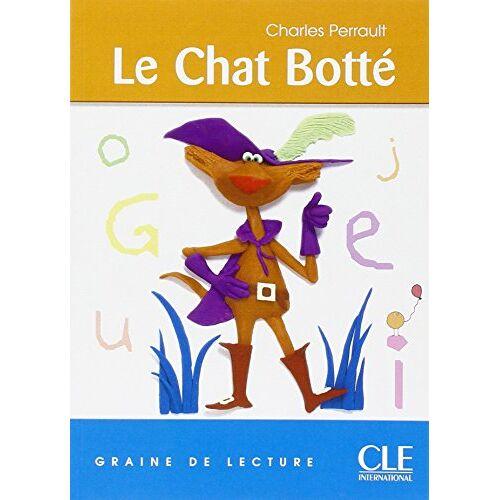 Unlisted - Graine de Lecture: Le Chat Botte (Level 3) (Graines de Lect) - Preis vom 19.06.2021 04:48:54 h