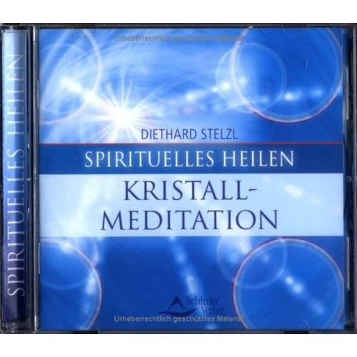 Diethard Stelzl - Kristallmeditation. CD - Preis vom 28.07.2021 04:47:08 h
