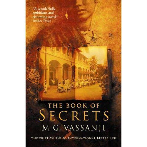 M.G. Vassanji - Book of Secrets - Preis vom 15.06.2021 04:47:52 h
