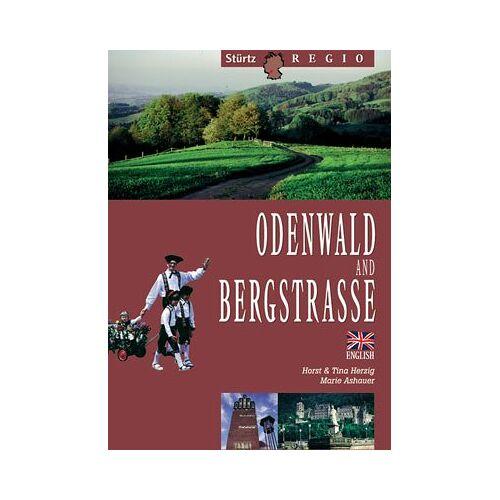 Marie Ashauer-Schubach - Odenwald and Bergstrasse: Englische Ausgabe - Preis vom 22.06.2021 04:48:15 h