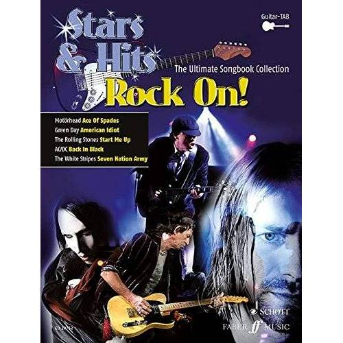 - Rock On!: The Ultimate Songbook Collection. E-Gitarre, Gitarre. Songbook. (STARS & HITS - Die ultimative Songbookreihe) - Preis vom 21.06.2021 04:48:19 h