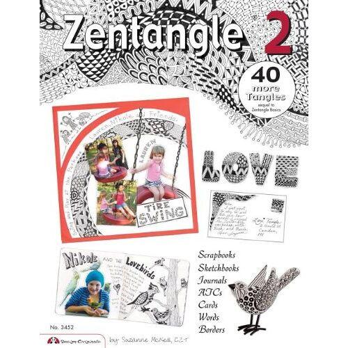 Suzanne McNeill - Zentangle(R) 2 - Preis vom 20.09.2021 04:52:36 h