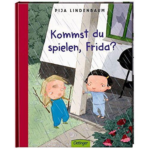 Pija Lindenbaum - Kommst du spielen, Frida? - Preis vom 13.06.2021 04:45:58 h