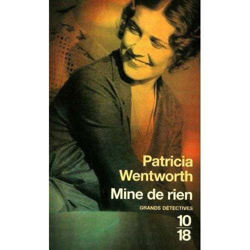 Patricia Wentworth - Mine de rien - Preis vom 14.06.2021 04:47:09 h
