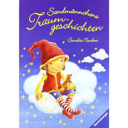 Cornelia Neudert - Vorlese- und Familienbücher: Sandmännchens Traumgeschichten: Das große Sandmännchen Geschichtenbuch und Sandmännchens Weltreise - Preis vom 11.10.2021 04:51:43 h