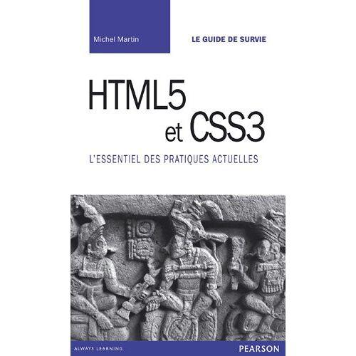 Michel Martin - HTML5 et CSS3 - Preis vom 17.06.2021 04:48:08 h