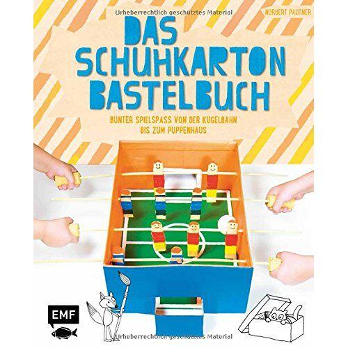 Norbert Pautner - Das Schuhkarton-Bastelbuch - Preis vom 19.06.2021 04:48:54 h