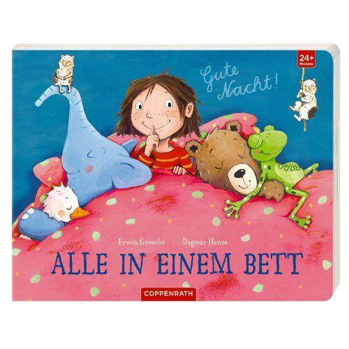 Erwin Grosche - Gute Nacht! Alle in einem Bett - Preis vom 19.06.2021 04:48:54 h