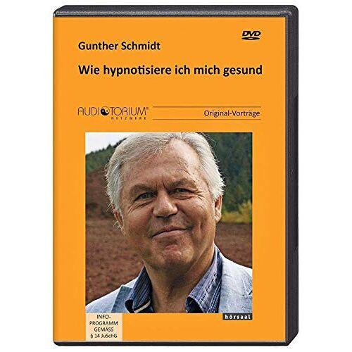 Gunther Schmidt - Wie hypnotisiere ich mich gesund, 2 DVD, hypnosystemische Konzepte und Interventionen - Preis vom 15.06.2021 04:47:52 h