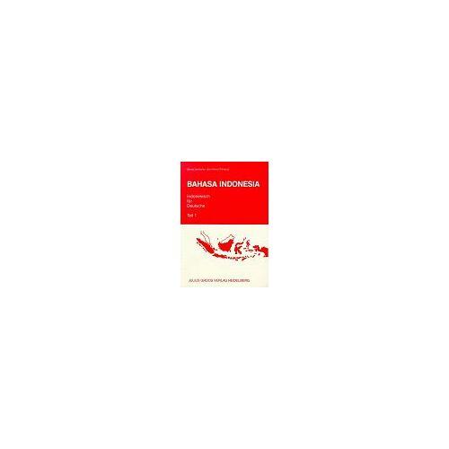 Bernd Nothofer - Bahasa Indonesia - Indonesisch für Deutsche: Lehrbuch mit Schlüssel - Preis vom 13.06.2021 04:45:58 h