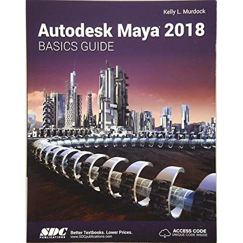 Kelly Murdoch - Autodesk Maya 2018 Basics Guide - Preis vom 14.06.2021 04:47:09 h
