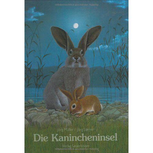 Jörg Müller - Die Kanincheninsel - Preis vom 13.06.2021 04:45:58 h