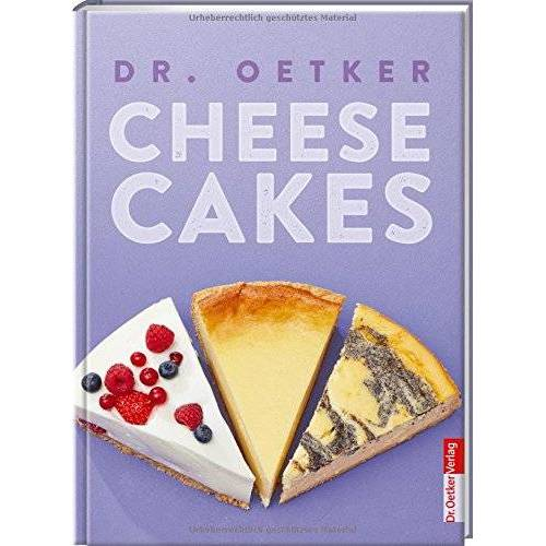 Dr. Oetker - Cheesecake - Preis vom 15.06.2021 04:47:52 h