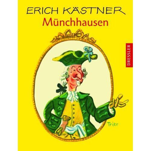 Erich Kästner - Münchhausen - Preis vom 14.06.2021 04:47:09 h