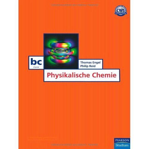 Thomas Engel - Physikalische Chemie - Das aktuellste Lehrbuch der Physikalischen Chemie (Pearson Studium - Chemie) - Preis vom 12.06.2021 04:48:00 h