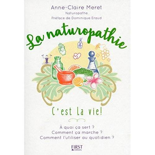 - La naturopathie - Preis vom 15.06.2021 04:47:52 h