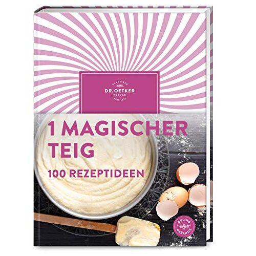 - 1 magischer Teig – 100 Rezeptideen - Preis vom 11.06.2021 04:46:58 h