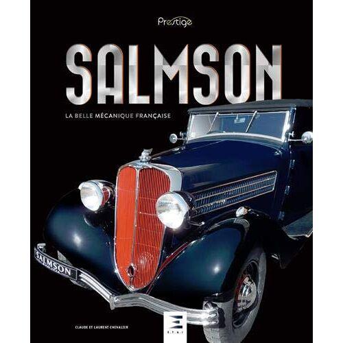 - Salmson, la Belle Mécanique Française (Coffret) - Preis vom 12.06.2021 04:48:00 h
