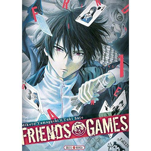 Mikoto Yamaguchi - Friends Games T1 - Preis vom 18.06.2021 04:47:54 h