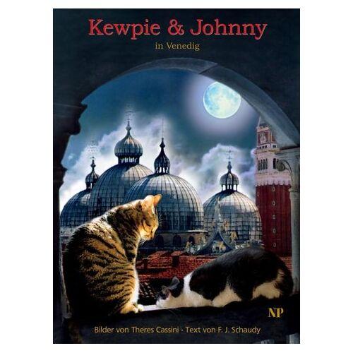 Schaudy, Franz J. - Kewpie & Johnny in Venedig - Preis vom 20.06.2021 04:47:58 h