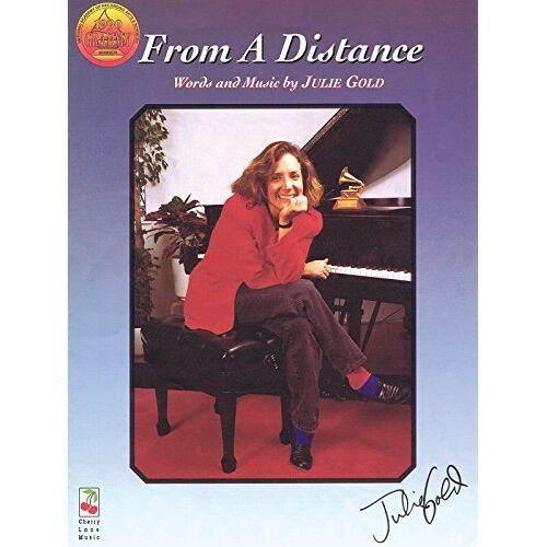 - From a Distance (Klaviergesang, Noten Musiknoten) - Preis vom 30.07.2021 04:46:10 h