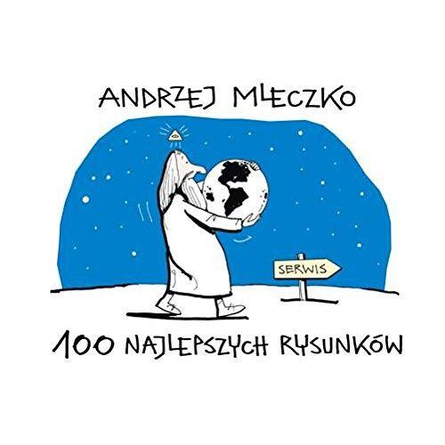 Andrzej Mleczko - 100 najlepszych rysunkow - Preis vom 17.06.2021 04:48:08 h