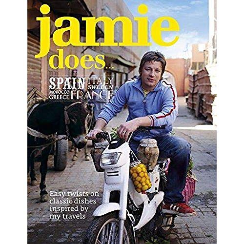 Jamie Oliver - Jamie Does - Preis vom 13.06.2021 04:45:58 h