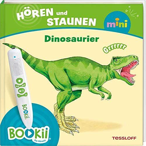 Ida Wenzel - BOOKii® Hören und Staunen Mini Dinosaurier (BOOKii / Antippen, Spielen, Lernen) - Preis vom 18.06.2021 04:47:54 h