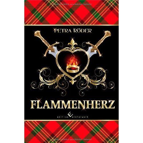 Petra Röder - Flammenherz (Flammenherz-Saga, Band 1) - Preis vom 20.06.2021 04:47:58 h