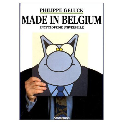 - Made in belgium - Preis vom 13.06.2021 04:45:58 h