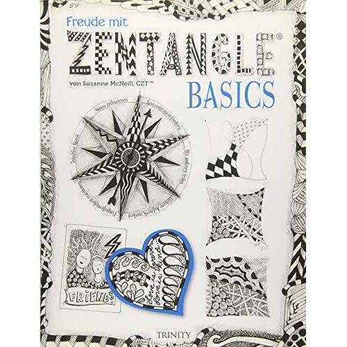 Suzanne McNeill - Freude mit Zentangle® BASIC - Preis vom 20.09.2021 04:52:36 h
