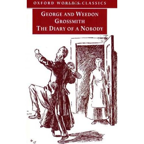 George Grossmith - The Diary of a Nobody (Oxford World's Classics) - Preis vom 21.06.2021 04:48:19 h