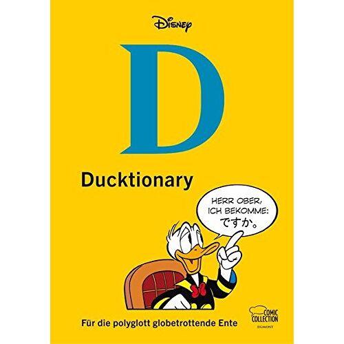 Walt Disney - Ducktionary: Für die polyglott globetrottende Ente - Preis vom 23.07.2021 04:48:01 h