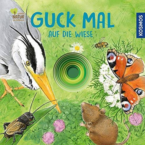 Lisa Apfelbacher - Guck mal auf die Wiese - Preis vom 22.06.2021 04:48:15 h