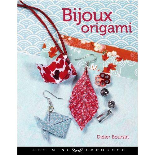 Didier Boursin - Bijoux origami - Preis vom 22.06.2021 04:48:15 h