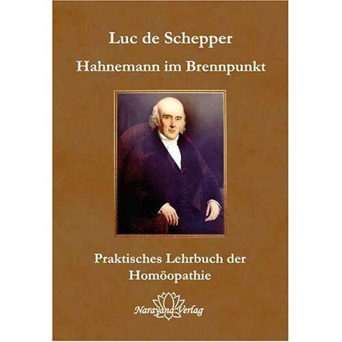 Luc De Schepper - Hahnemann im Brennpunkt - Preis vom 22.06.2021 04:48:15 h
