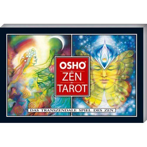 Osho - Osho Zen Tarot. Buch zum Osho Zen Tarot: Osho Zen Tarot: Das transzendentale Spiel des Zen - Preis vom 14.06.2021 04:47:09 h