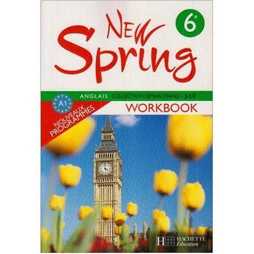 Françoise Lemarchand - New Spring Anglais 6e : Workbook - Preis vom 17.06.2021 04:48:08 h