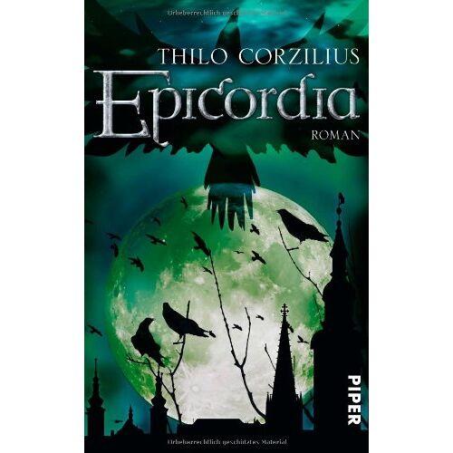 Thilo Corzilius - Epicordia: Roman (Ravinia 2) - Preis vom 21.06.2021 04:48:19 h