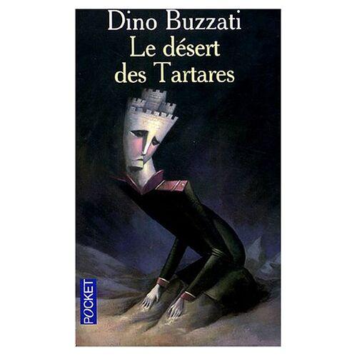 Dino Buzzati - Le désert des Tartares - Preis vom 22.06.2021 04:48:15 h