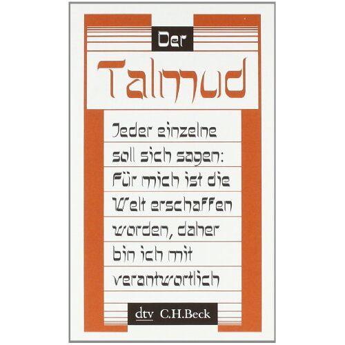 - Der Talmud Die Sprüche der Väter - Preis vom 09.06.2021 04:47:15 h