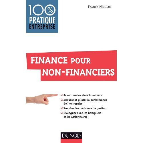 Nicolas Franck - Finance pour non-financiers - Preis vom 16.05.2021 04:43:40 h